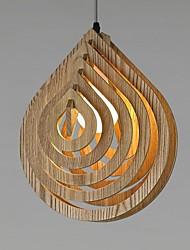 Luci Pendenti - Contemporaneo - DI Legno/bambù