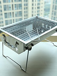 Foldable MINI Stainless Steel BBQ