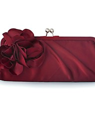 Handbag Evening Handbags/Clutches With Flower