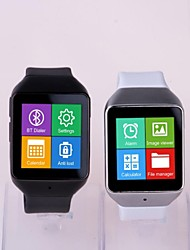 Atongm W006 Wearable Smartwatch,Bluetooth 3.0/Hands-Free Calls/Message Control for Android/iOS/Windows Mobile