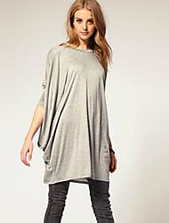 Европейская мода плюс размер элегантный случайные рубашки HGG женщин