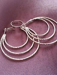 Fashion Earrings Ring Sets