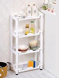 Etagère/Gadgets de salle de bain - Contemporain Sur-Pied