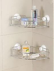 Plataforma de Vidrio/Cestos de Ducha/Gadgets de baño Contemporáneo - Montura de Pared