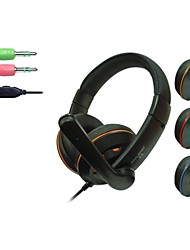 OVLENG X5 3.5mm Wired Stereo Gaming Headphone Headset with Microphone Volume Controller