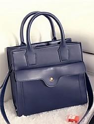 Mo&Co Women's Soild Color Shoulder Bag