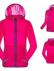 Cycling Jacket Women's Long Sleeve Bike Waterproof / Breathable / Quick Dry / Ultraviolet Resistant Woman's Jacket / Tops TactelSpring /