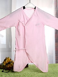 Children's All Seasons Micro-elastic Long Sleeve Overalls & Jumpsuits (Organic Cotton Sterile Vacuum Packing)