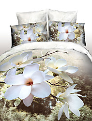 Shuian®Queen Size Bedding Sets Bedclothes Duvet Covers Bed Sheet the Bed Linen Home