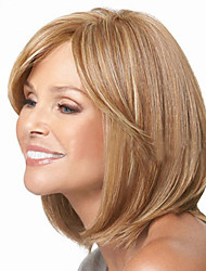 Fashion Newest womens Ladies Cut Hairstyle Synthetic Wigs BOBO Short Straight Hair Wigs