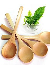 Korean Classic Wood Spoons 12.5*2.5*0.3 cm