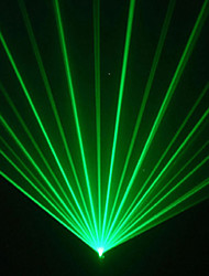 Sound Activated 30mw 532nm Single Green Motor Beam Stage Laser Light