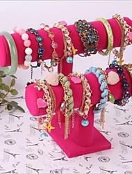 boîte moderne double-pont femmes bijoux (plus de couleurs)
