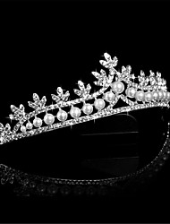 Women/Flower Girl Alloy Crown Headbands Wedding/Party Headpiece