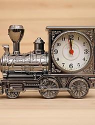 The Plastic Locomotive Alarm Clock