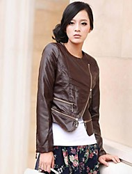 Women's Street No Good Leather Jacket