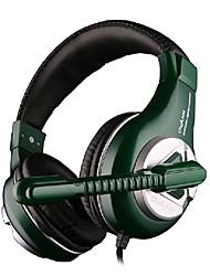 OVANN - X3 - Hoofdtelefoons - Bedraad - Hoofdtelefoons (hoofdband) - met met microfoon/Volume Controle/Gaming - voorMediaspeler/tablet/Mobiele