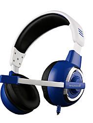 OVANN - X6 - Hoofdtelefoons - Bedraad - Hoofdtelefoons (hoofdband) - met met microfoon/Volume Controle/Gaming - voorMediaspeler/tablet/Mobiele