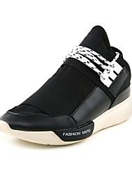 Chaussures homme ( Noir/Multi-couleur ) - Similicuir - Marche