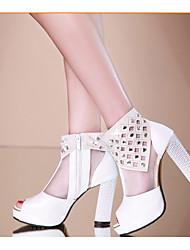 Winbo charme mode chunk les chaussures pour femmes à talons