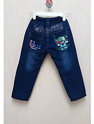Boy's Cotton Jeans , Spring/Fall