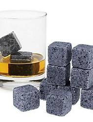 uísque pedras frias um conjunto de 8pcs