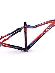 "SXL MTB Aluminium Alloy Bike Frame 26"" Matt UD Matt 102*37*43 cm 15 inch"