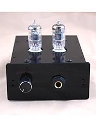 petit ours 6J1 tube de soupape amplificateur casque préamplificateur p2-noir