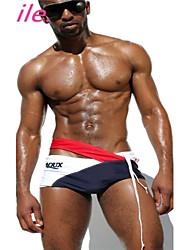 homens sexy esportes Sungas troncos de surf swimwear natação mens nadar calções mlxl mais novo envio moda livre