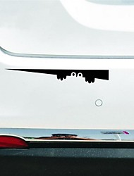 Car Stickers with Peek Car Styling