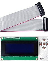 "geeetech mightyboard lcd2004 (3,3 ~ 5V) Smart Controller 3 ""LCD-Display-Modul für 3D-Drucker"