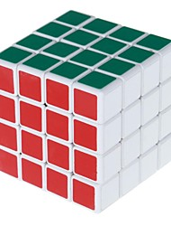 Shengshou® Smooth Speed Cube 4*4*4 Speed Magic Cube White PVC / ABS