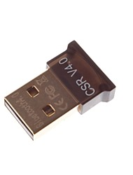 Bluetooth V 4.0 Adapter Square Shape Support Win7 / Vista / XP and Other Mainstream Operating Systems