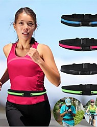 Bike BagBelt Pouch/Belt BagQuick Dry / Rain-Proof / Waterproof Zipper / Dust Proof / Phone/Iphone / Moistureproof / Skidproof /