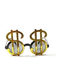 pc Amerikaanse dollar geek&chique creatieve party bril
