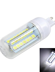 10W G9 LED Corn Lights T 56 SMD 5050 800-1000 lm Warm White / Cool White AC 220-240 V 1 pcs