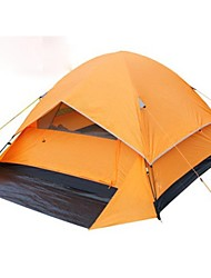 Waterproof/Rain-Proof/Wearable/Shock Resistance/Multifunctional Outdoor Hiking 2 Persons Camping Tents