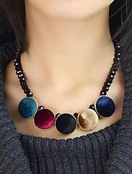 Fashionable Beautiful Women Latest Design Beads Necklace