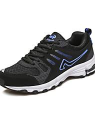 Беговая обувь Синий / Красный Обувь Мужской Кожа
