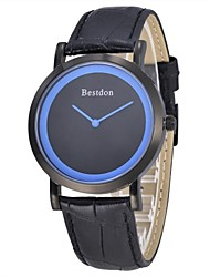 BESTDON BD9969 Men's Fashionable Simple Waterproof Quartz Wrist Watch (1*SR621)