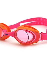 los lactantes y los niños pequeños sable natación espejo impermeable garantía de seguridad hd 981 gafas de color rojo