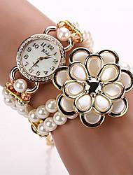 Bracelet Daniel Wellington 2015 Women Designer Brand Wristwatch Pearl Luxury Flower Watches