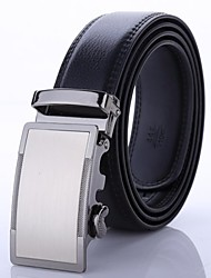 2015 new arrival wholesale auto buckles genuine leather men belts hot sale men brand leather belts 005