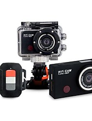 RICH HD SPORTS CAMERA SUPPORT WIFI FUNCTION 1080P HD SPORTS CAMERA MOTION 8.0 MEGA PIXEL