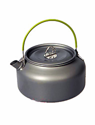Outdoor Camping Hiking Barbecue Kettle 1.2 L