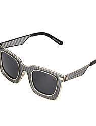 100% UV400 gafas de sol cuadradas