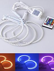 Angel Eyes LED/Luz Diurna Corrente/Lâmpada decorativa ( 6000K Carro/UTV - LED