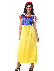 Snow White Dress Adult Women's Costume