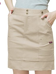 JUPE ( Coton/Spandex ) Au dessus des genoux - Style - Moyen