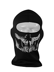 Qinglonglin Lycra Ultra Lightweight Cycling Motorcycle Balaclava Face Mask For UV Protection
